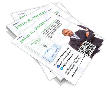 self publish custom flyers